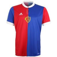 adidas Performance FC BASEL HOME Artykuły klubowe bold blue/bold red/white, MIL57