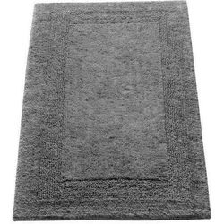 dywanik łazienkowy luxus, antracyt marki Cawö frottier