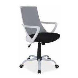 Fotel q-248 szaro-czarny - zadzwoń i złap rabat do -10%! telefon: 601-892-200 marki Signal meble