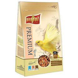 Vitapol  premium pokarm pełnowartościowy dla kanarka 1kg, kategoria: pokarmy dla ptaków