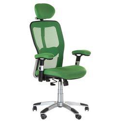 Fotel ergonomiczny bx-4147 zielony marki Corpocomfort