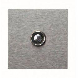 Albert 949 dzwonek do drzwi stal nierdzewna - nowoczesny - obszar zewnętrzny - 949 - czas dostawy: od 8-12 dni roboczych marki Albert leuchten