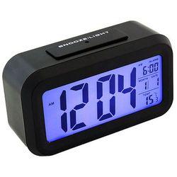 Cyfrowy budzik zegar zegarek duży lcd hit marki Apte