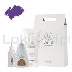 Yo Cond Light Violet zestaw koloryzująco - pielęgnujący fiolet 150ml+250 ml Kemon - produkt dostępny w LokiKoki.pl
