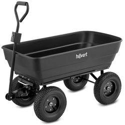 Wózek ogrodowy - 350 kg - 125 l marki Hillvert