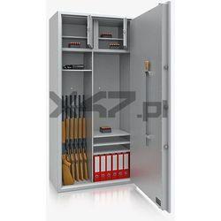 Iss Szafa na broń starnberg 53002 kl. s1 - zamek elektroniczny