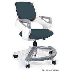 Fotel Unique ROOKEE - steelblue - ZŁAP RABAT: KOD70, 1186-BL414