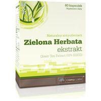 Kapsułki Olimp Zielona herbata Green Tea 250mg 60 kaps.