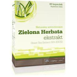 Olimp Zielona herbata Green Tea 250mg 60 kaps. (kapsułki)