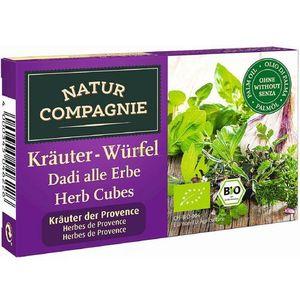 Kostki ziołowe BIO 80g Natur Compagnie