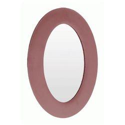 Glamour lustro saofo - różowe marki Producent: elior
