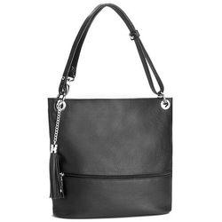 Torebka CREOLE - RBI1109 Czarny z kategorii torebki