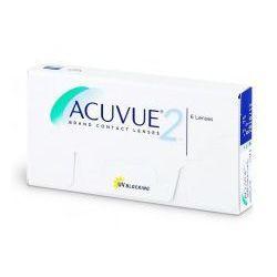 Acuvue 2 - 6 sztuk w blistrach - produkt z kategorii- Soczewki kontaktowe