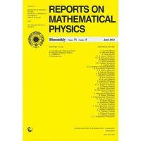 Reports on Mathematical Physics 54/3 (2004)