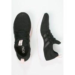 adidas Performance CC FRESH BOUNCE Obuwie do biegania treningowe core black/halo pink od Zalando.pl