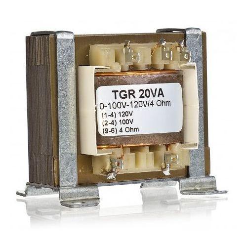 Transformator głośnikowy TGR20VA - oferta (0504d5a8efa374f8)