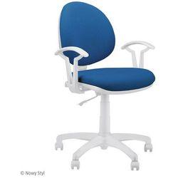 Krzesło obrotowe SMART white GTP27 ts02