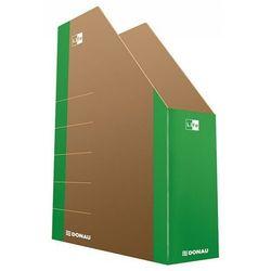 Pojemnik na dokumenty DONAU Life, karton, A4, zielony (5901503611883)