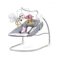 Huśtawka elektryczna Minky różowa (5902533909070)