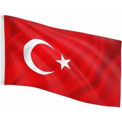 Flagmaster ® Flaga turcji turecka 120x80 cm na maszt turcja