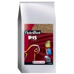 NutriBird P15 Original 10 kg - produkt z kategorii- pokarmy dla ptaków