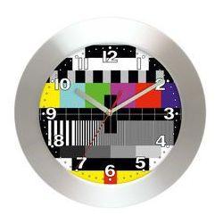 Zegar aluminiowy sygnał kontrolny #1, AL2412SK