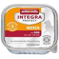 Animonda Integra Protect Nieren z wołowiną FELINE Diet 100g, 693