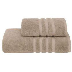 Soft cotton Ręcznik kąpielowy boheme 85x150 cm beżowy (8698642055872)
