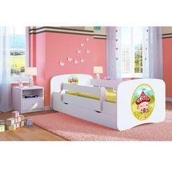 Kocot-meble Łóżko dziecięce babydreams domek kolory negocjuj cenę