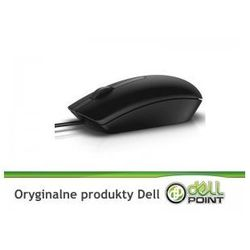 Mysz optyczna  ms116 - czarna od producenta Dell