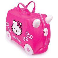 Trunki - walizeczki i akcesoria Walizka trunki hello kitty jeżdżąca + darmowy transport!