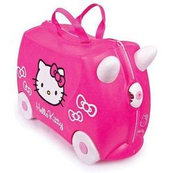 Walizka TRUNKI Hello Kitty jeżdżąca + DARMOWY TRANSPORT! z kategorii Walizeczki