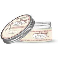 Nacomi - Kremowe masło do ciała dla kobiet w ciąży (kosmetyk ciążowy)