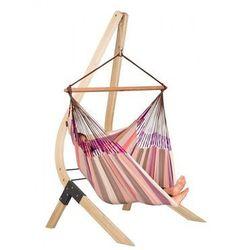Zestaw hamakowy: fotel hamakowy Domingo ze stojakiem Vela, Britto DOL21VEA16