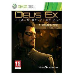 Deus Ex Bunt Ludzkości, gra na X360