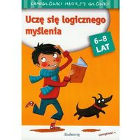 Uczę się logicznego myślenia 6-8 lat - Roger Rougier (64 str.)