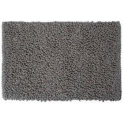 dywanik łazienkowy twist, 60 x 90 cm, jasnoszary, 294643612 marki Sealskin