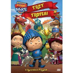 Rycerz Mike. Trzy Trofea. DVD