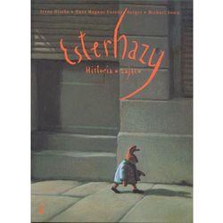 Esterhazy Historia o zającu, książka w oprawie twardej