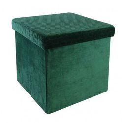 Producent: elior Otwierana pufa zanno - zielona