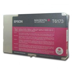 Epson oryginalny ink C13T617300, magenta, 100ml, high capacity, Epson B500, B500DN - produkt z kategorii- Tusz