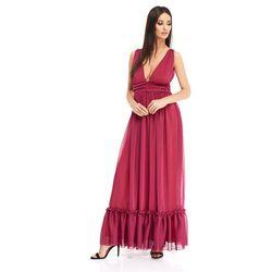 Sukienki Shila w kolorze malinowym