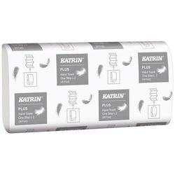 ręcznik plus one stop l2, biały 2-warstwy 235 mm x 340 mm marki Katrin