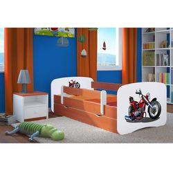 Łóżko dziecięce Kocot-Meble BABYDREAMS MOTOR Kolory Negocjuj Cenę.