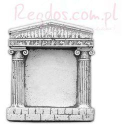 Sztukateria ozdoba, dekoracja betonowa kolumny filary