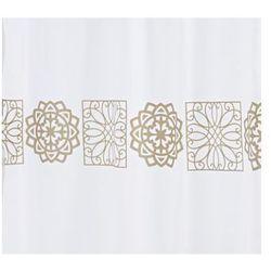 Zasłonа ORIENTE, biała, 180 x 200 cm