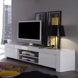 Amalfi rtv duża lakierowana szafka pod telewizor marki Lc made in italy