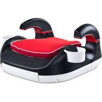 Caretero Fotelik samochodowy  booster tiger czerwony (5902021523672)
