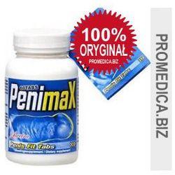PeniMax - maksymalny wzrost penisa - produkt z kategorii- Pozostałe odżywki dla sportowców