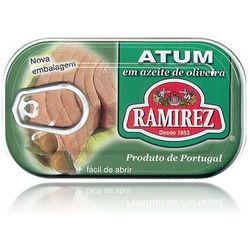 Portugalski stek z tuńczyka w oliwie z oliwek Ramirez 120g - sprawdź w wybranym sklepie